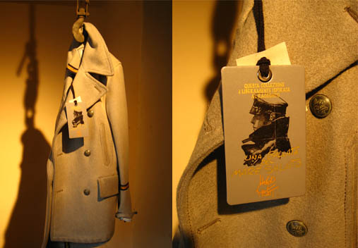 Continua l'avventura fashion di Corto Maltese