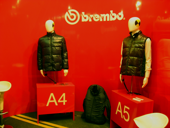Brembo Jacket: il nuovo connubio tra sicurezza e lifestyle