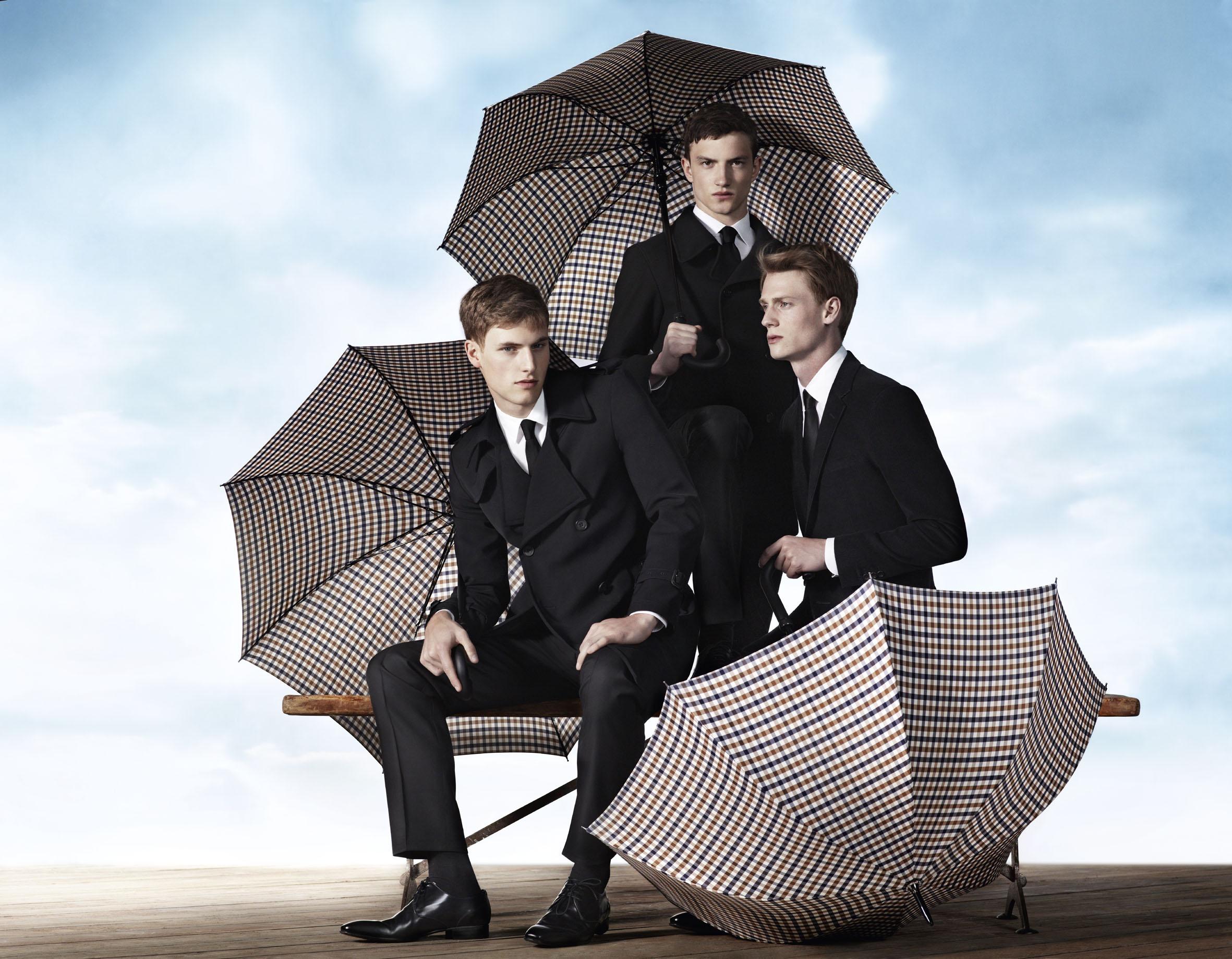 Как выбрать хороший зонт мужской