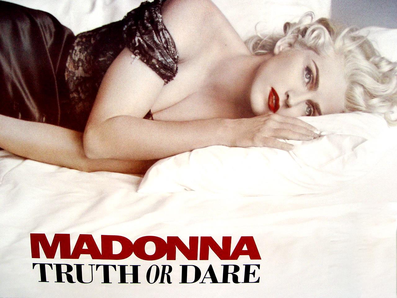Truth or Dare: un nuovo lifestyle brand per Madonna