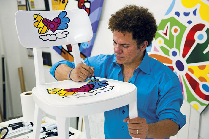 Britto Loves Brand Extension