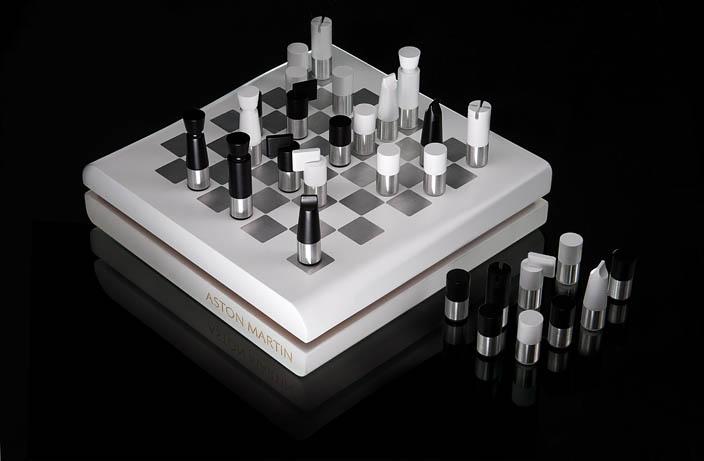 Ghisò for Aston Martin Chess