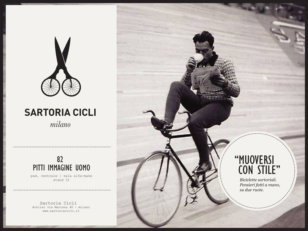 Chic-cycling: come la bicicletta influenza fashion e brand extension
