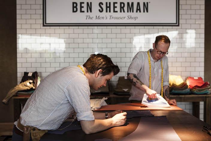 BEN SHERMAN alla conquista del Premium Price