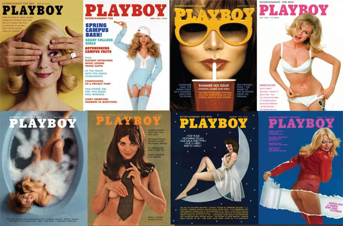 Playboy Vintage Cover