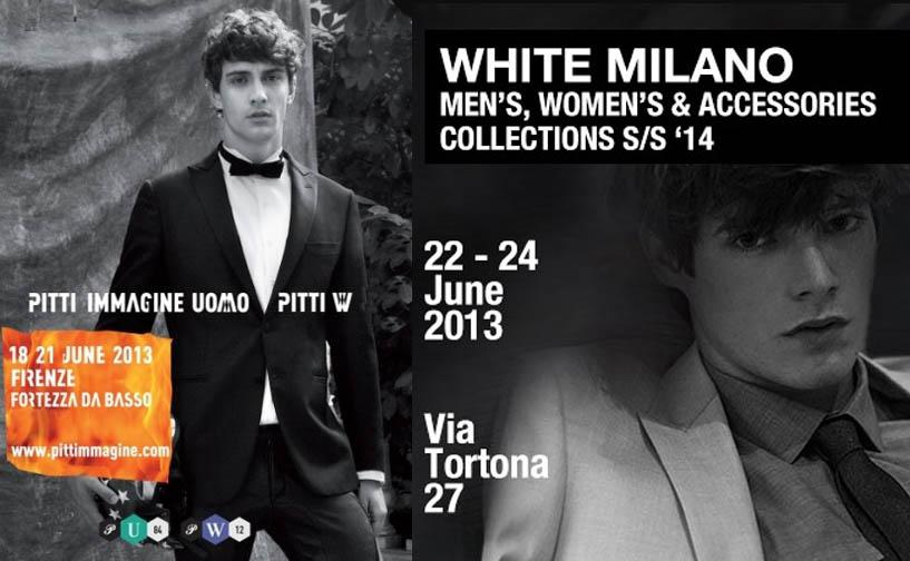 Pitti Uomo - White Milano
