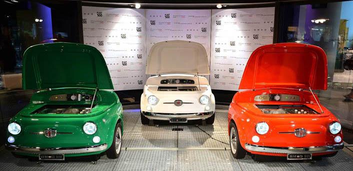 """Fiat 500 mostra il suo lato più """"cool"""""""