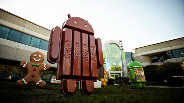 Android KitKat scrive un nuovo capitolo nel cobranding