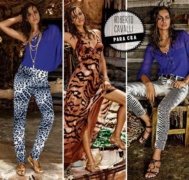 Cavalli with C&A