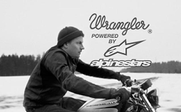 Wrangler-Alpinestars
