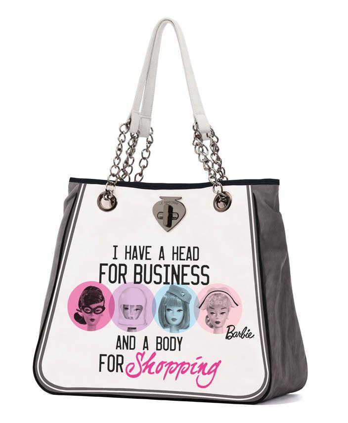 La borsa fashion Le Pandorine firmata Barbie