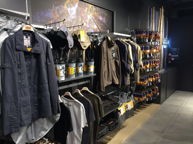 Jeep clothing at the Just For Jeeps store