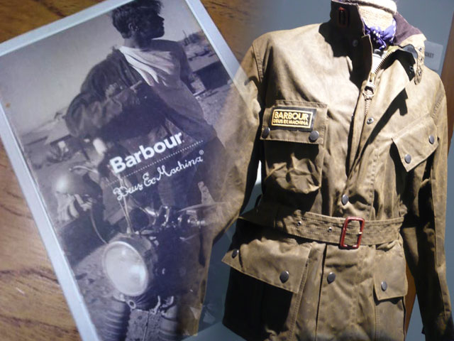 Barbour International – Deus Ex Machina per duri e puri