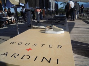 Wooster + Lardini, double interview
