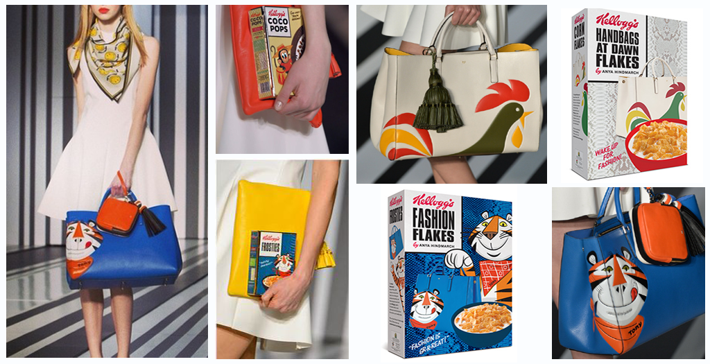 Fashion Flakes with Kellogg's   brandjam