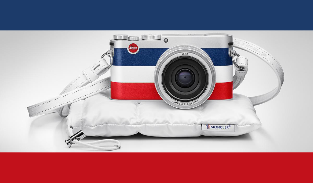 Leica X 'Edition Moncler: perfetta unione di estetica e tecnologia