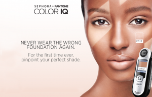 Sephora + Pantone: colore e tecnologia