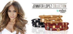 Jennifer Lopez firma una collezione di gioielli con Endless Jewelry