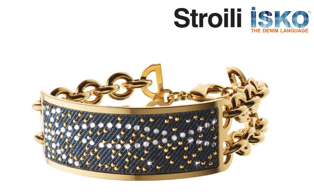 Stroili e Isko, il jeans in gioielleria