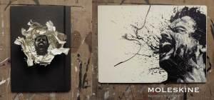 Moleskine una special edition con l'artista Paolo Troilo