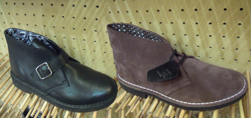 Pitti Uomo 2015: Victoria and Albert ri-vestono Clarks