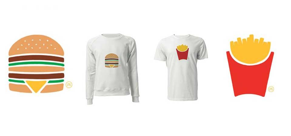 McDonald's: lifestyle iconico da Coin