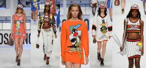 Moschino e i Looney Tunes in versione hip hop