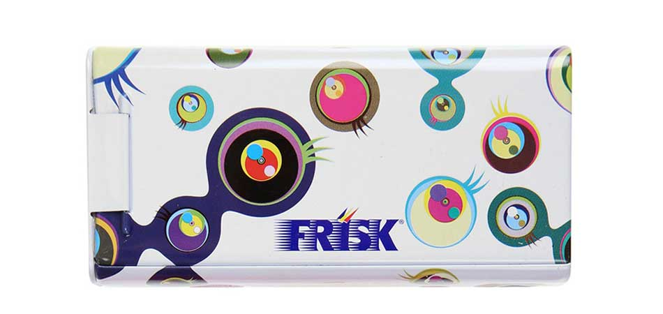 Frisk e Murakami: mass market in limited edition