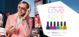 Love Kolor: la manicure firmata Karim Rashid
