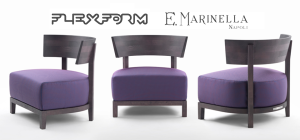 Eleganza e design nella limited edition E. Marinella per Flexform