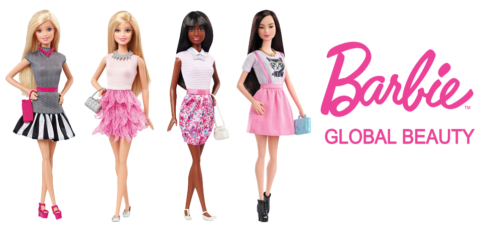 Barbie Global Beauty con Vogue
