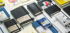 Moleskine e Driade insieme per un co-brand all'insegna del design