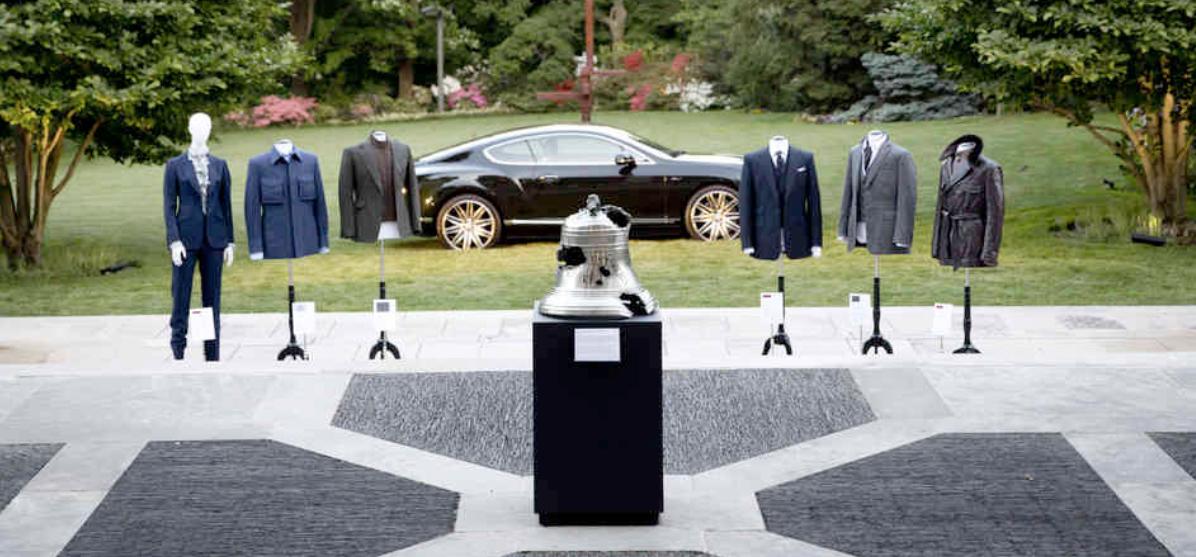 Bentley alla ricerca della sartorialità british