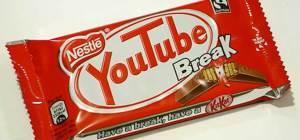 KitKat spezza con YouTube
