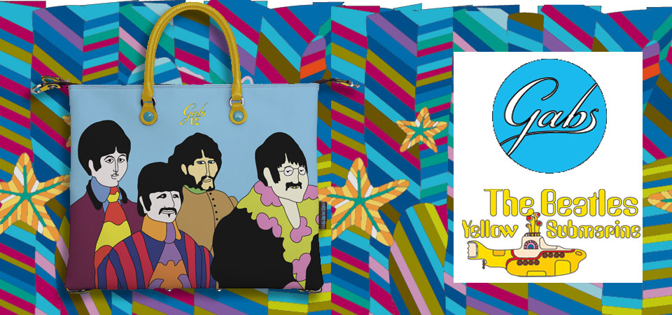 Gabs lancia la Yellow Submarine limited edition