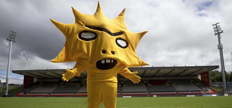 Ecco a voi Kingsley, la prima mascotte cattiva ma ultrapopolare