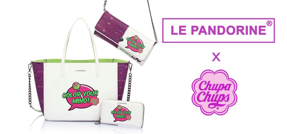 Anteprima Pitti: Le Pandorine + Chupa Chups limited edition