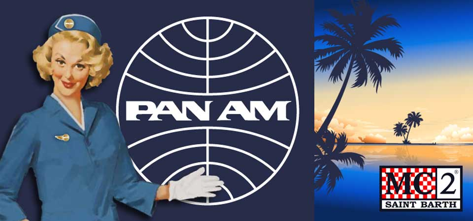 Anteprima Pitti Uomo: MC2 Saint Barth con Pan Am