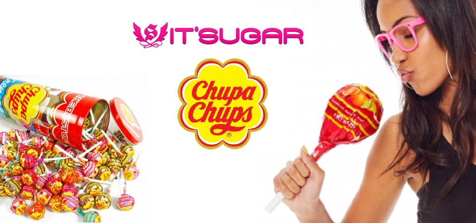 Chupa Chups conquista gli USA con IT'SUGAR