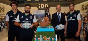 iDO e la Nazionale Italiana under-20 di rugby