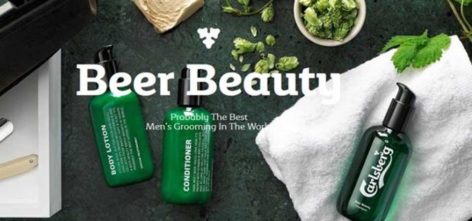 Carlsberg: quasi quasi mi faccio uno shampoo