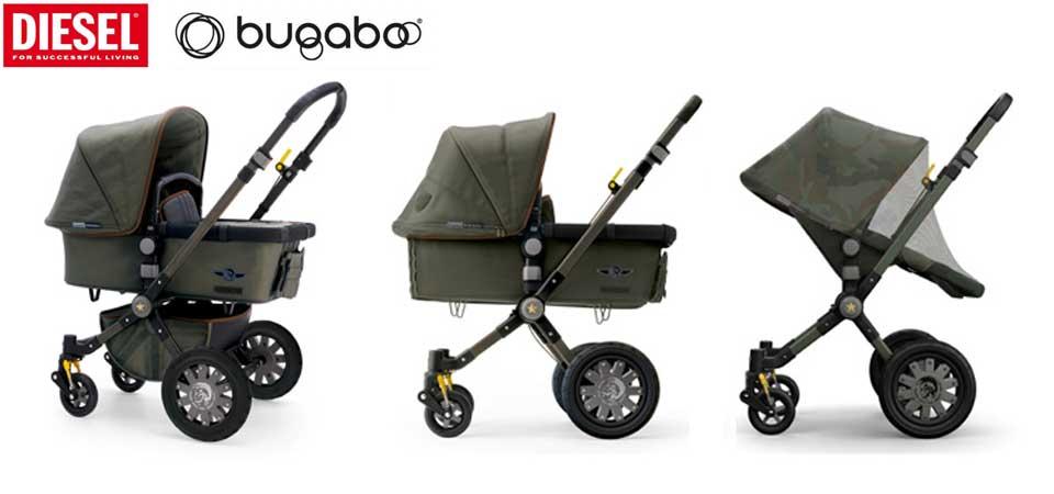 Diesel estende le licenze anche nel bambino con Bugaboo
