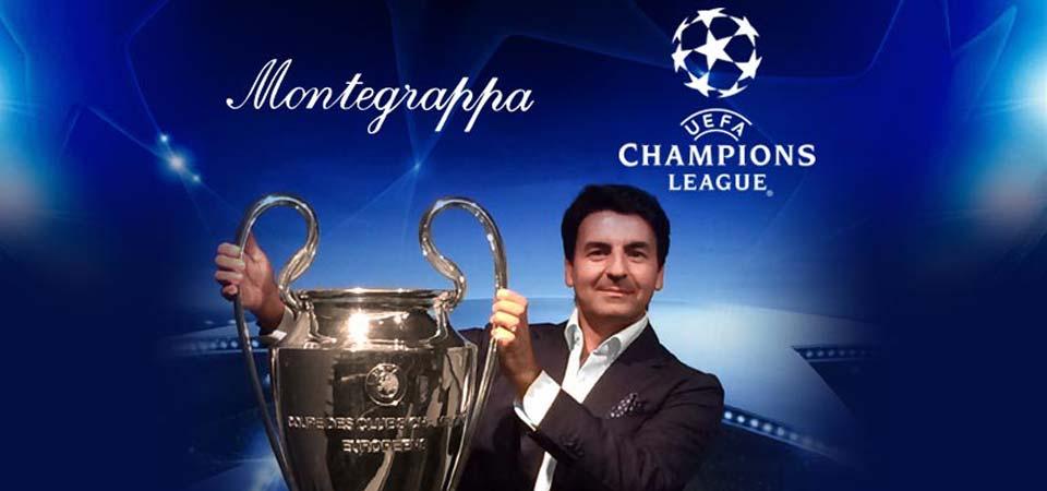 Montegrappa fa goal con UEFA