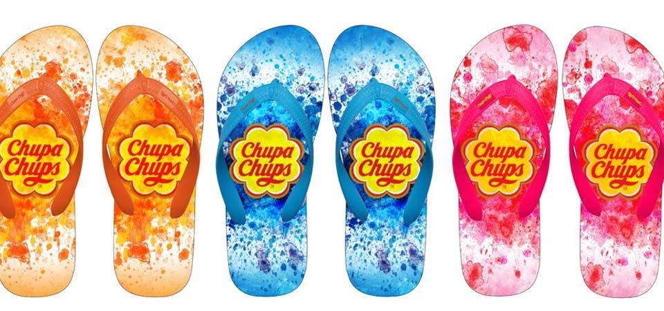 Shoesy presenta il footwear Chupa Chups a Micam