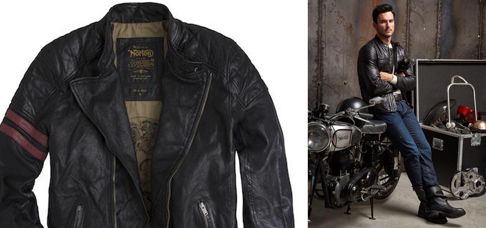Pepe Jeans cavalca il Biker Trend con Norton