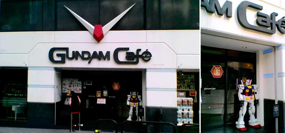 Gundam Cafè