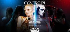 Look da Star (Wars) con Max Factor