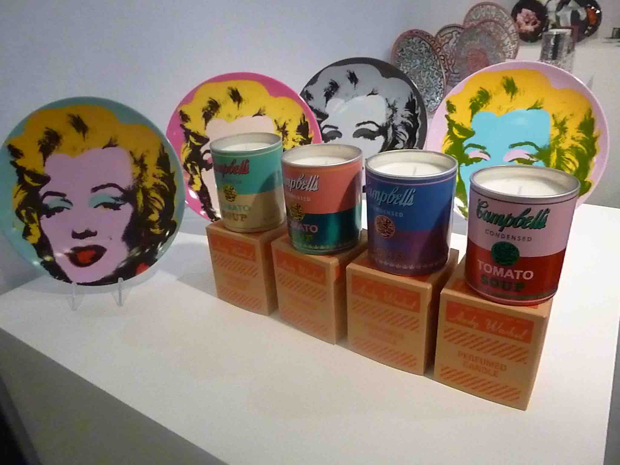 Andy Warhol by Ligne Blanche, Tomato x basil scent