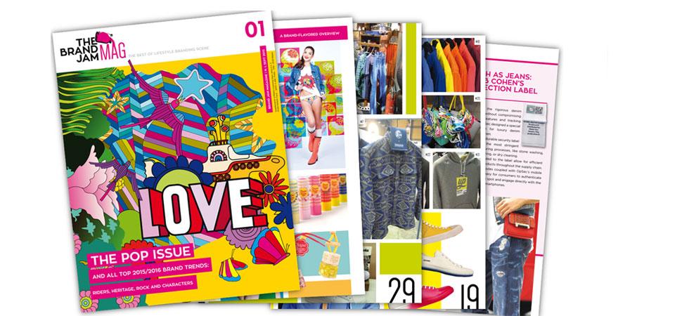 É arrivato Brand Jam Mag vol.01