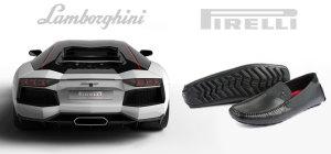 Lamborghini e Pirelli: dall'auto al fashion